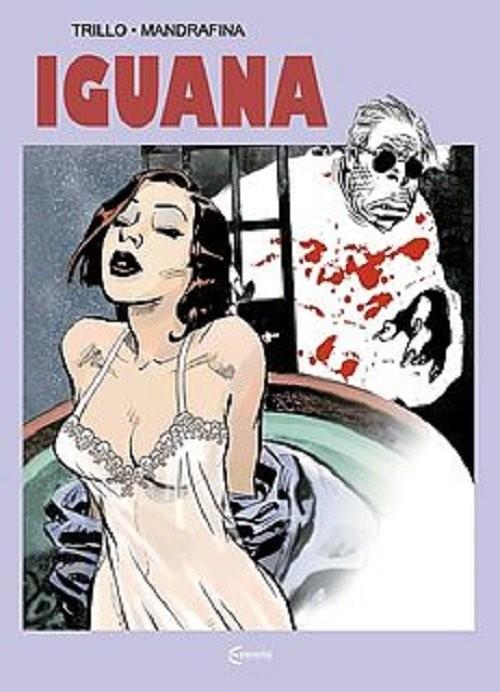 okładka Iguana, Książka | Trillo Carlos