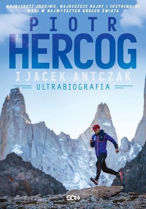 okładka Piotr Hercog Ultrabiografia, Książka | Piotr Hercog, Jacek Antczak