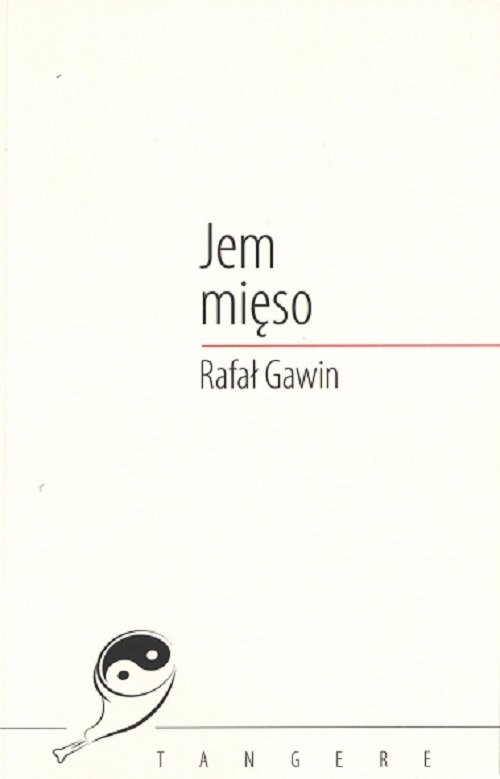 okładka Jem mięso, Książka | Gawin Rafał