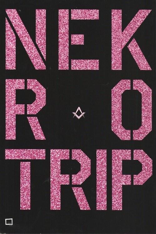 okładka Nekrotrip, Książka | Jemioło Piotr