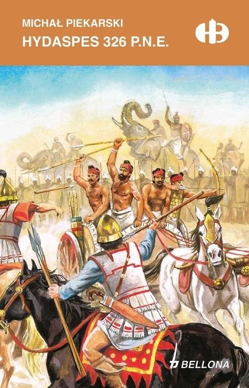 okładka Hydaspes 326 p.n.e., Książka | Michał Piekarski