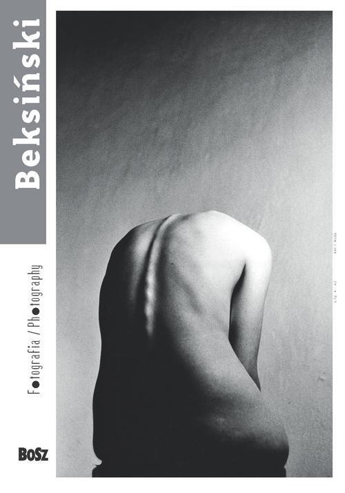 okładka Beksiński Fotografia, Książka | Zdzisław Beksiński, Banach Wiesław
