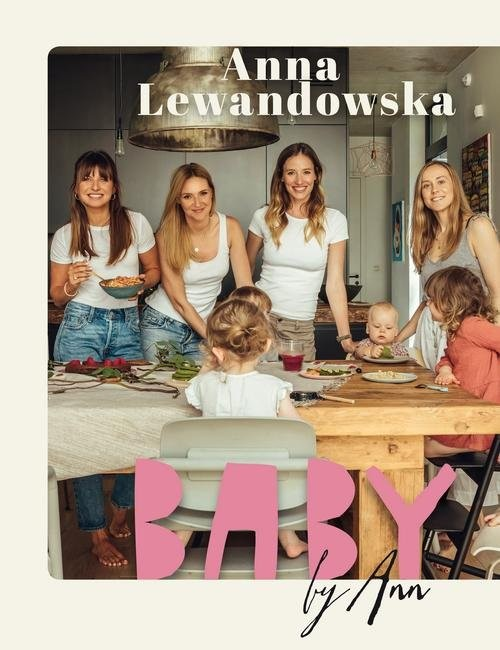 okładka Baby by Ann, Książka | Lewandowska Anna