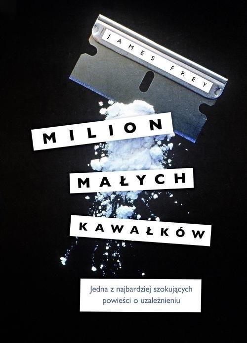 okładka Milion małych kawałków Nowe wydanie, Książka | Frey James