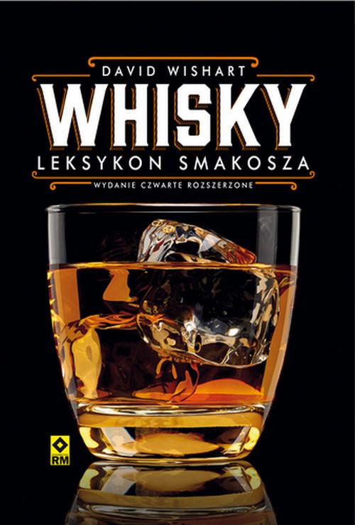 okładka Whisky. Leksykon smakosza, Książka | Wishart Davis