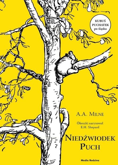 okładka Niedźwiodek Puch, Książka | Alan Alexander Milne