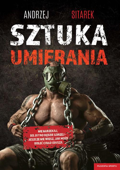 okładka Sztuka umierania, Książka | Sitarek Andrzej