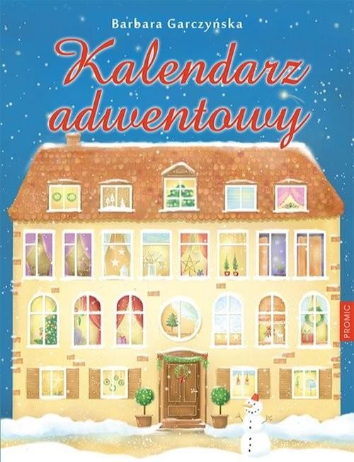 okładka Kalendarz adwentowyksiążka |  | Garczyńska Barbara