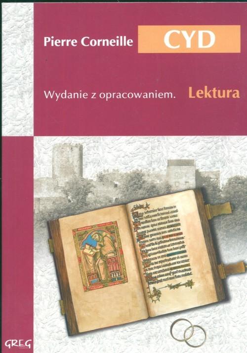 okładka Cyd Wydanie z opracowaniem, Książka | Corneille Pierre