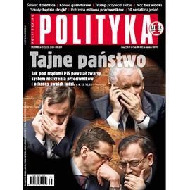 okładka AudioPolityka Nr 35 z 28 sierpnia 2019 roku, Audiobook | Polityka