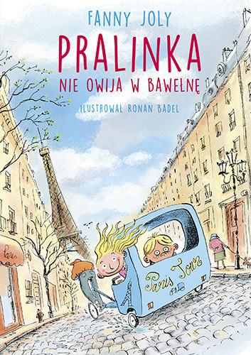 okładka Pralinka nie owija w bawełnę, Książka | Joly Fanny