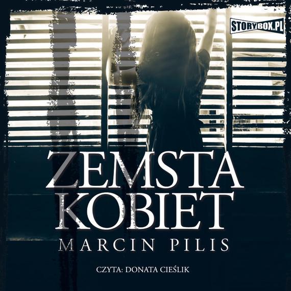 okładka Zemsta kobietaudiobook | MP3 | Marcin Pilis