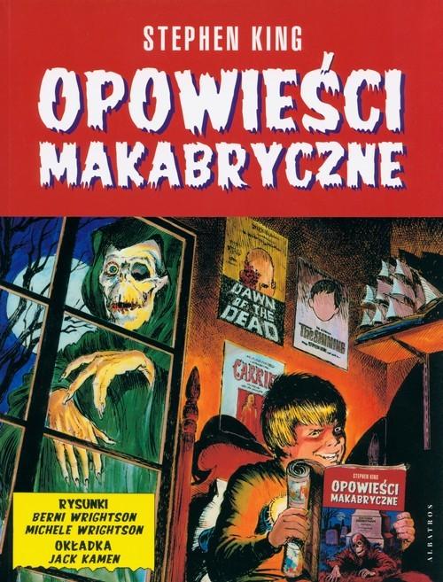 okładka Opowieści makabryczne, Książka | Stephen King