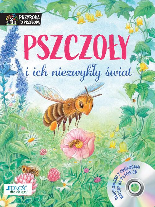 okładka Pszczoły i ich niezwykły świat + CDksiążka |  | Reichenstetter Friederun