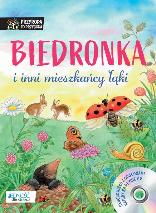 okładka Biedronka i inni mieszkańcy łąki+ CDksiążka |  | Reichenstetter Friederun