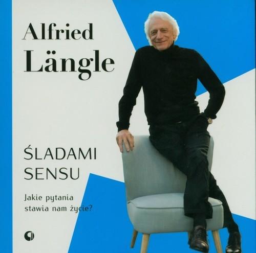 okładka Śladami sensu, Książka | Längle Alfried