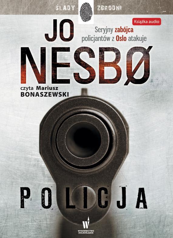 okładka Policja, Audiobook | Jo Nesbø