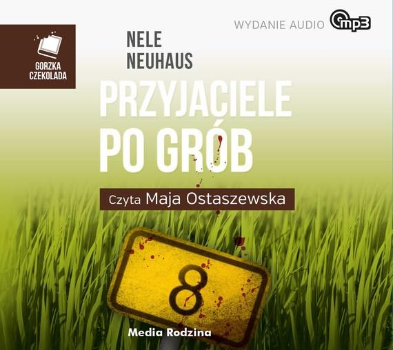 okładka Przyjaciele po gróbaudiobook | MP3 | Nele Neuhaus
