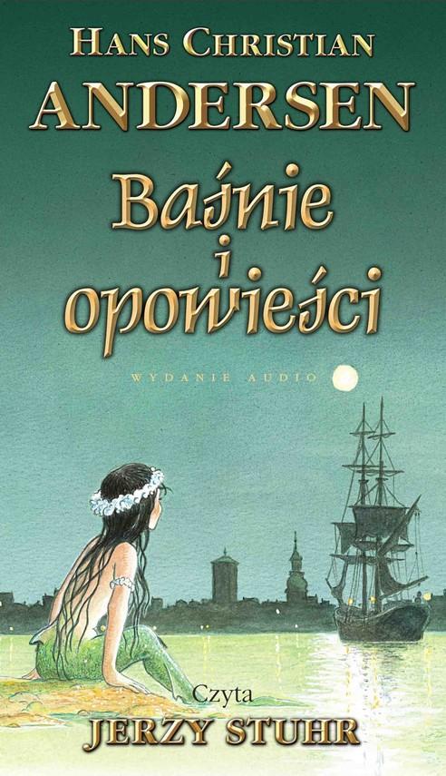 okładka Baśnie i opowieści 4audiobook | MP3 | Hans Christian Andersen