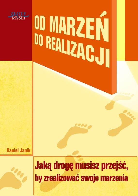 okładka Od marzeń do realizacji, Audiobook | Daniel  Janik