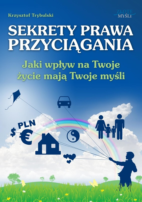 okładka Sekrety prawa przyciągania, Audiobook | Krzysztof  Trybulski