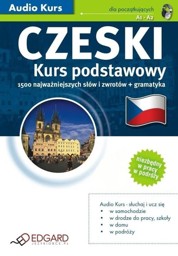 okładka Czeski Kurs podstawowy, Audiobook | autor zbiorowy