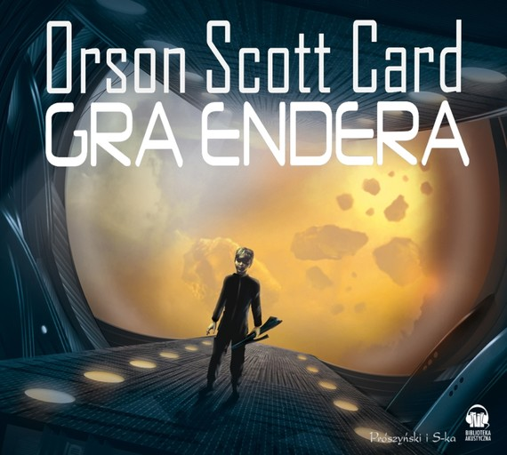 okładka Gra Enderaaudiobook | MP3 | Orson Scott Card