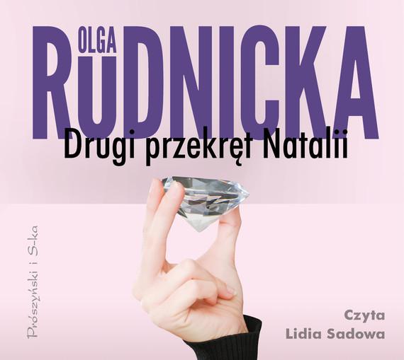 okładka Drugi przekręt Natalii, Audiobook | Olga Rudnicka