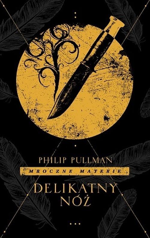 okładka Delikatny nóż, Książka | Pullman Philip