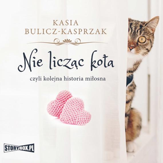 okładka Nie licząc kotaaudiobook | MP3 | Kasia Bulicz-Kasprzak