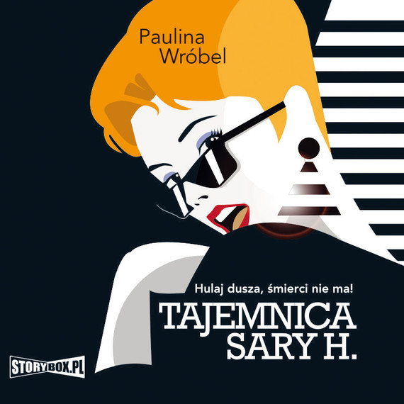 okładka Tajemnica Sary H., Audiobook   Paulina Wróbel