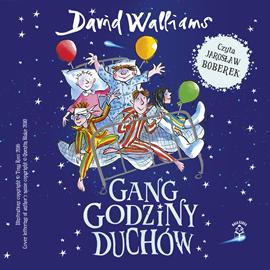 okładka Gang godziny duchów, Audiobook | David  Walliams