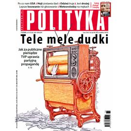 okładka AudioPolityka Nr 36 z 4 wrzesnia 2019 rokuaudiobook | MP3 | Polityka