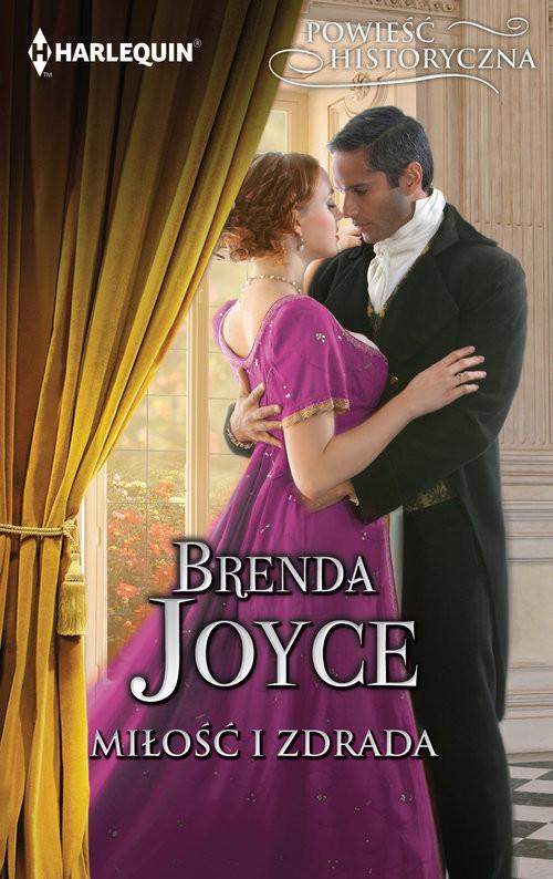 okładka Miłość i zdrada, Książka | Joyce Brenda