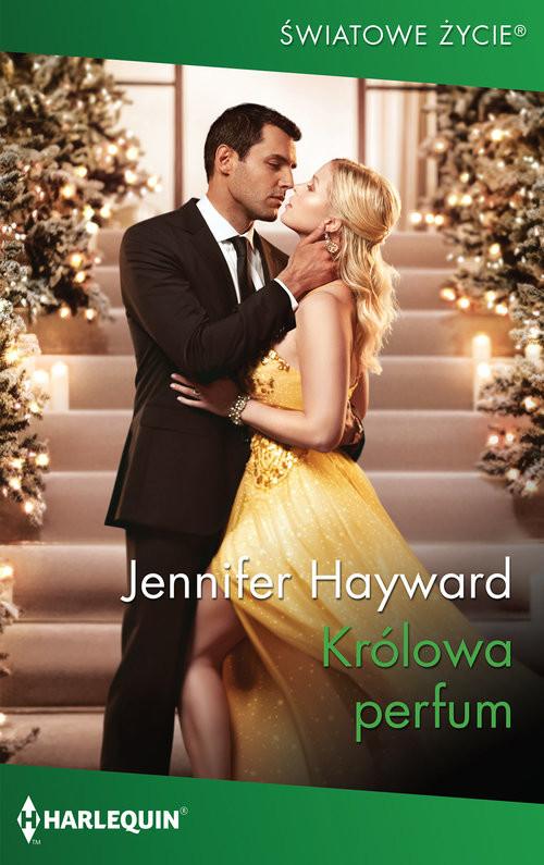 okładka Królowa perfum, Książka | Hayward Jennifer