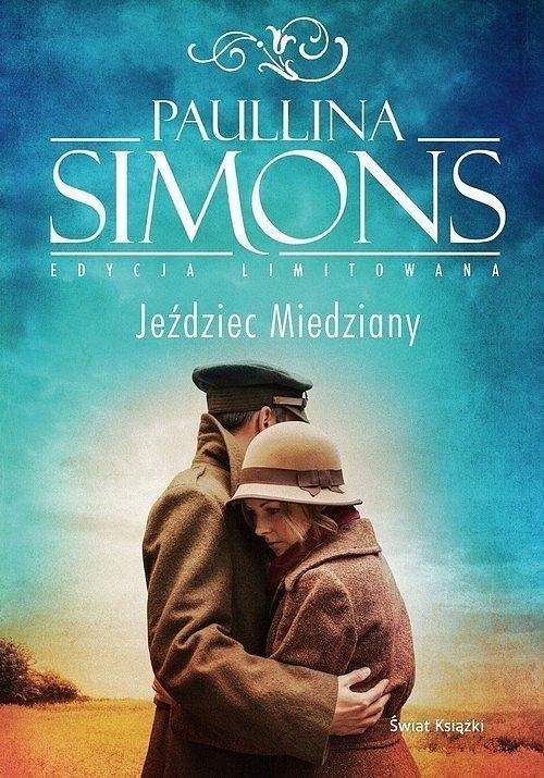 okładka Jeździec Miedziany edycja limitowana, Książka | Simons Paullina