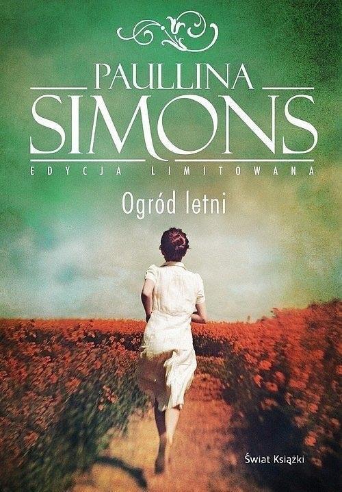 okładka Ogród Letni edycja limitowanaksiążka      Paullina Simons