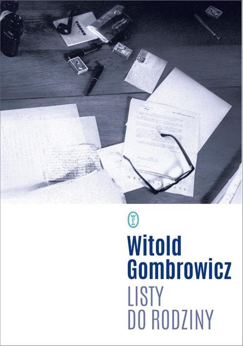 okładka Listy do rodzinyksiążka |  | Witold Gombrowicz