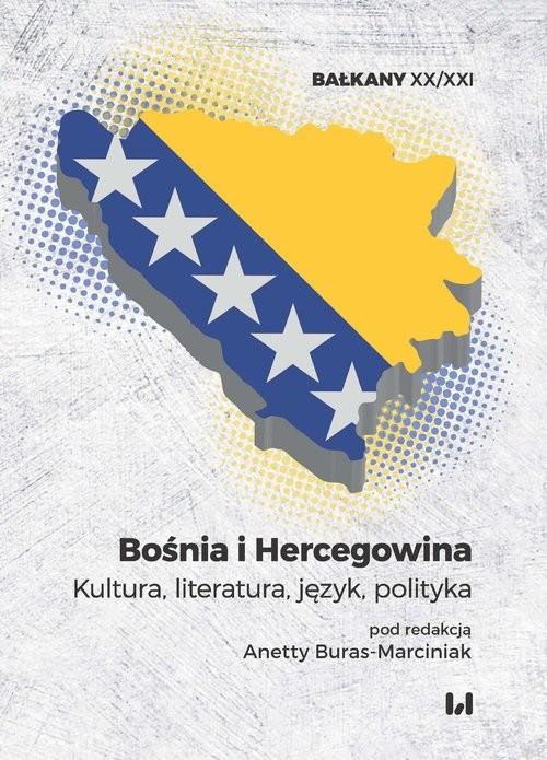 okładka Bośnia i Hercegowina Kultura, literatura, język, polityka, Książka |