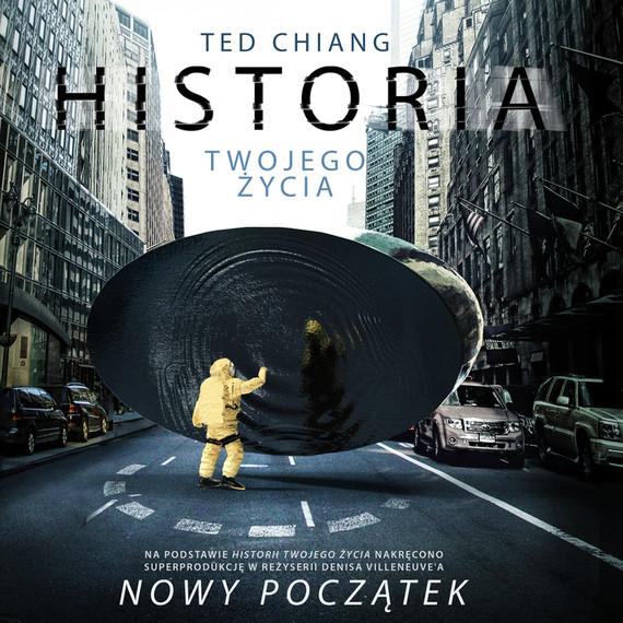 okładka Historia twojego życiaaudiobook | MP3 | Ted Chiang