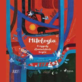 okładka Mitologia - Przygody słowiańskich bogów, Audiobook | Kapelusz Melania