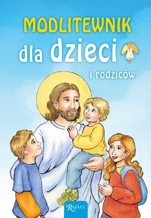 okładka Modlitewnik dla dzieci i rodziców, Książka | Bramowski Mikołaj