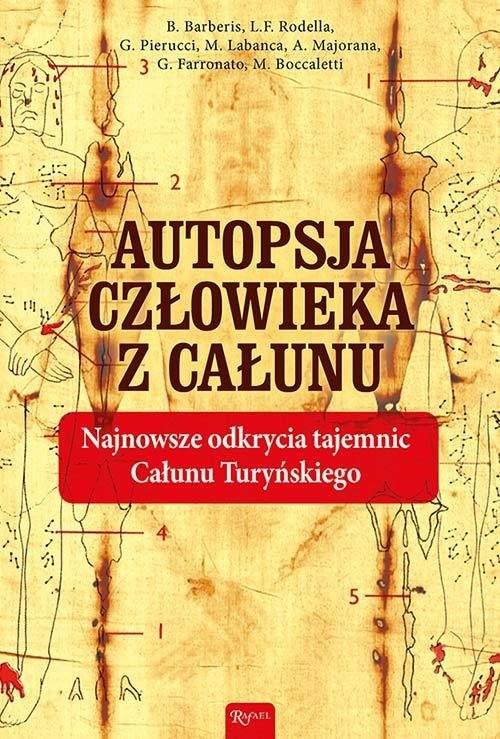okładka Autopsja człowieka z całunuksiążka |  |
