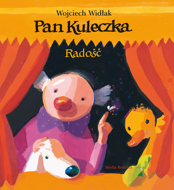 okładka Pan Kuleczka, Audiobook | Wojciech Widłak