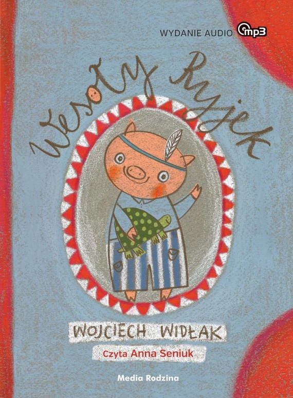 okładka Wesoły Ryjekaudiobook | MP3 | Wojciech Widłak