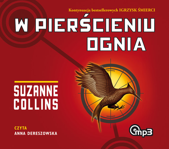 okładka W pierścieniu ogniaaudiobook | MP3 | Suzanne Collins