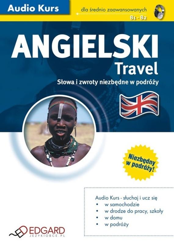 okładka Angielski Travel, Audiobook | autor zbiorowy
