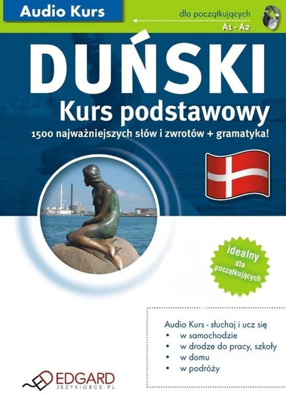 okładka Duński Kurs Podstawowyaudiobook | MP3 | autor zbiorowy