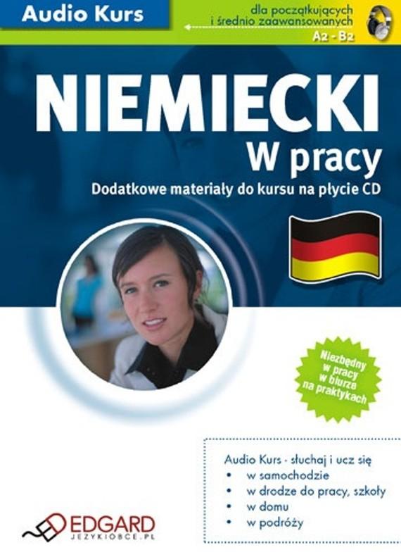 okładka Niemiecki w pracy, Audiobook | autor zbiorowy