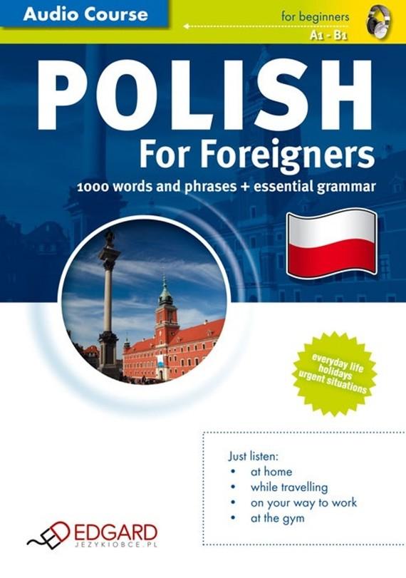 okładka Polish For Foreignersaudiobook   MP3   autor zbiorowy